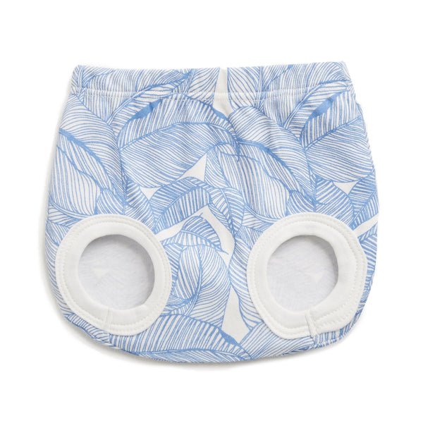 BLUE INTO THE JUNGLE NAPPY PANT