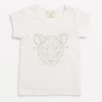 MY LITTLE LEOPARD TEE-T-SHIRT-Wilson and Frenchy