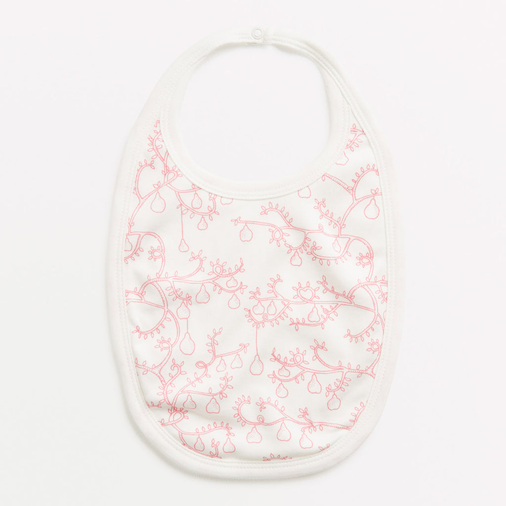 Little pear tree bib