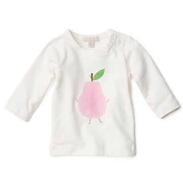MY LITTLE PEAR LONG SLEEVE TOP-LONG SLEEVE TOP-Wilson and Frenchy