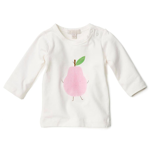 MY LITTLE PEAR LONG SLEEVE TOP