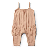 Blush Singlet Jumpsuit - Wilson and Frenchy