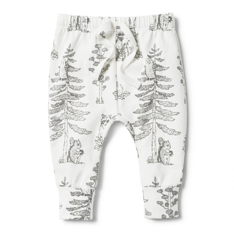 ORGANIC PETIT FORET LEGGING - Wilson and Frenchy