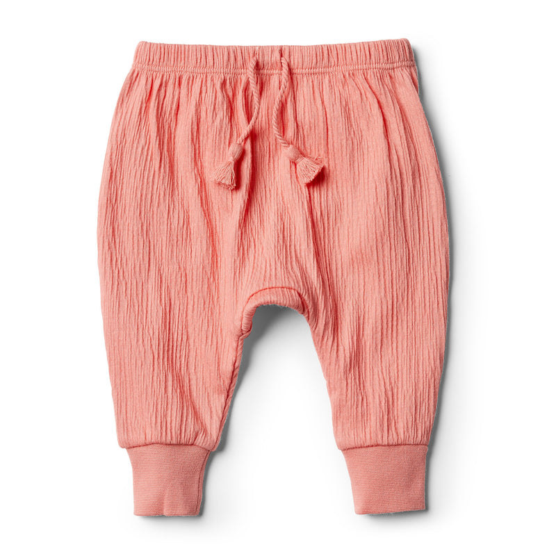 Watermelon Slouch Pant - Wilson and Frenchy
