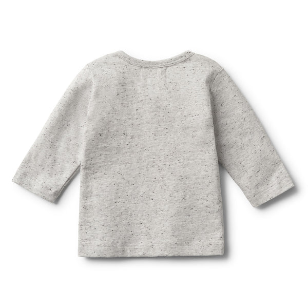 MR SLOTH LONG SLEEVE TOP - Wilson and Frenchy