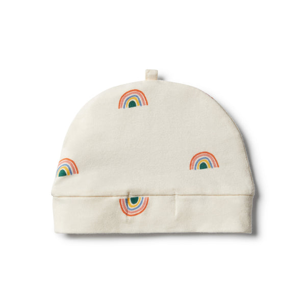 Organic Sing A Rainbow Beanie - Wilson and Frenchy