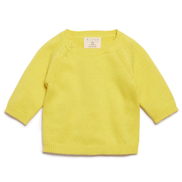 PINEAPPLE KNITTED JUMPER-Wilson and Frenchy