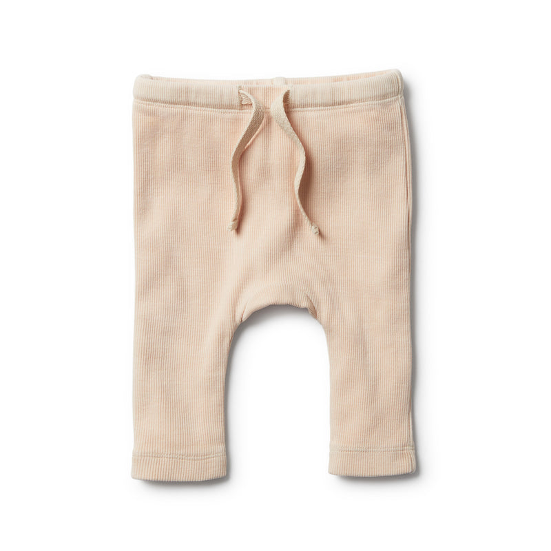 Peach Dust Legging - Wilson and Frenchy