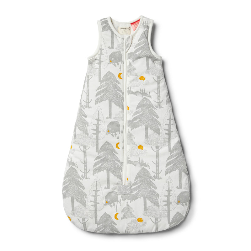 Organic Little Wander Sleeping Bag - Wilson and Frenchy