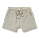 POWDER STONE SLOUCH POCKET SHORTS - Wilson and Frenchy