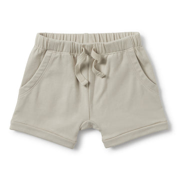 POWDER STONE SLOUCH POCKET SHORTS-SHORTS-Wilson and Frenchy