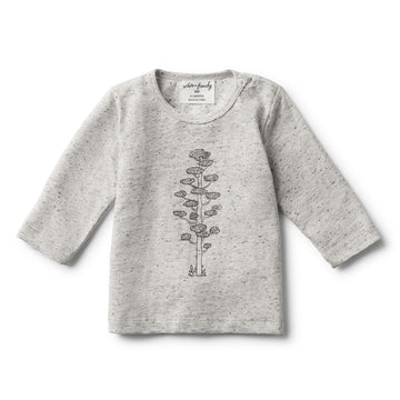 LITTLE TREE LONG SLEEVE TOP