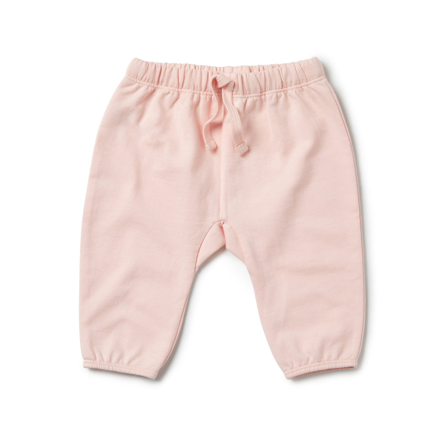 PEACHY PINK SLOUCH PANT - Wilson and Frenchy