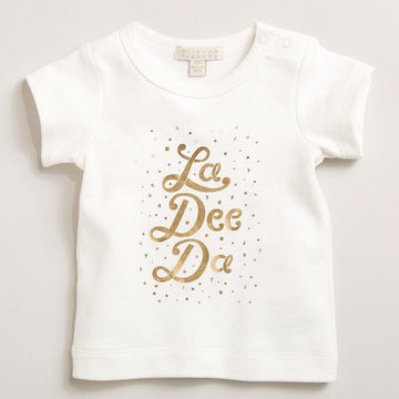 LA DEE DA TEE-T-SHIRT-Wilson and Frenchy