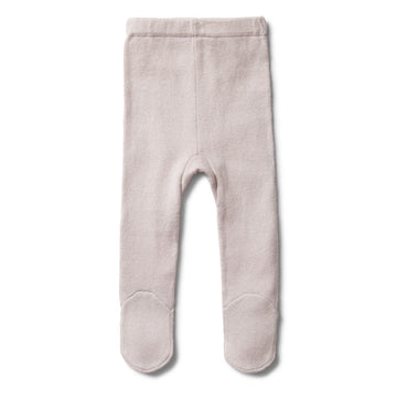 FAWN KNITTED LEGGING WITH FEET - Wilson and Frenchy