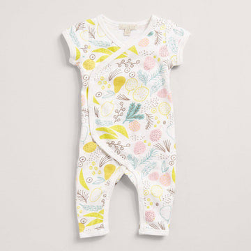 TUTTI FRUTTI KIMONO GROWSUIT - Wilson and Frenchy