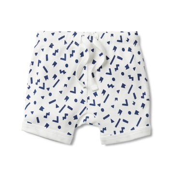 GEO PLAY SHORTS - Wilson and Frenchy