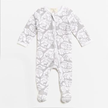 FOREST FROLIC ZIPSUIT - Wilson and Frenchy