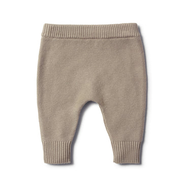 BIRCH KNITTED LEGGING - Wilson and Frenchy