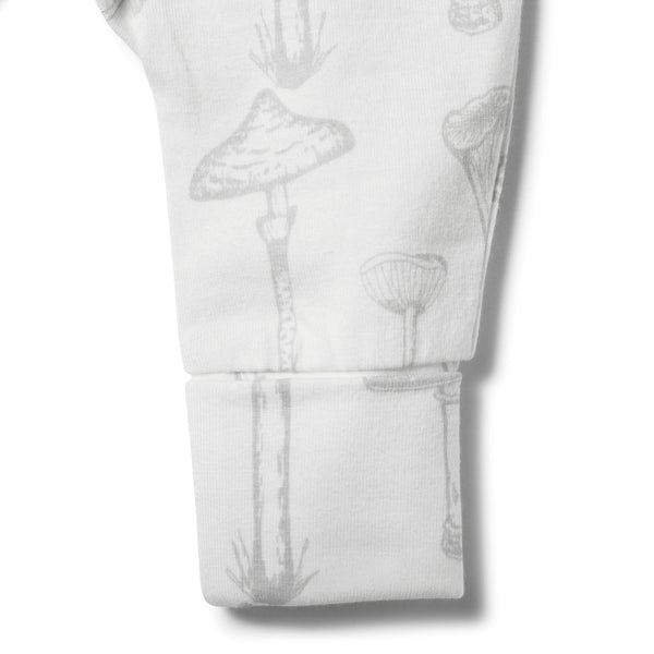 ORGANIC WILD MUSHROOM LEGGING - Wilson and Frenchy