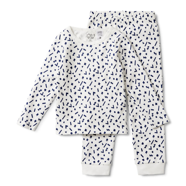 GEO PLAY LONG SLEEVE PYJAMA SET