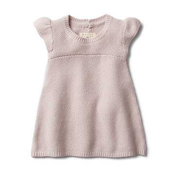 FAWN KNITTED DRESS-KNITTED DRESS-Wilson and Frenchy