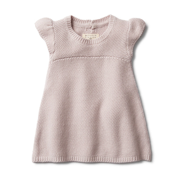 FAWN KNITTED DRESS - Wilson and Frenchy