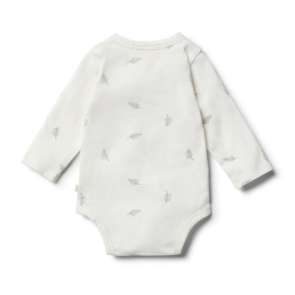 Organic Float Away Bodysuit - Wilson and Frenchy
