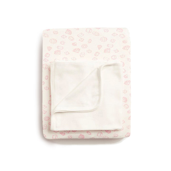 LITTLE GEM BASSINET SHEET SET