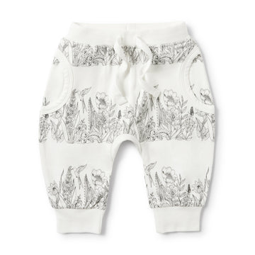 WONDERFUL POCKET SLOUCH PANT-SLOUCH PANT-Wilson and Frenchy