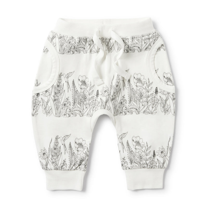 WONDERFUL POCKET SLOUCH PANT - Wilson and Frenchy