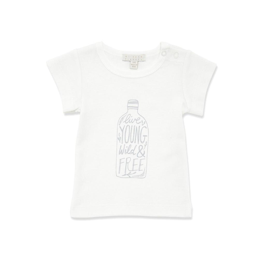 LITTLE MESSAGE TEE
