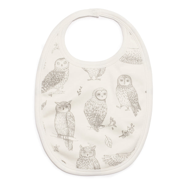 LITTLE HOOT BIB