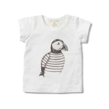 LITTLE PUFFIN SHORT SLEEVE TEE - Wilson and Frenchy