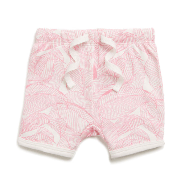 PINK INTO THE JUNGLE SHORTS
