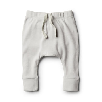 Glacier Grey Slouch Pant