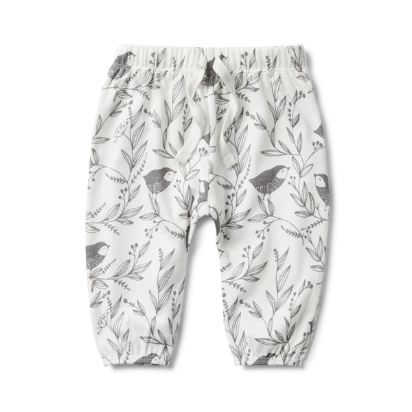 LITTLE FLOW SLOUCH PANT - Wilson and Frenchy