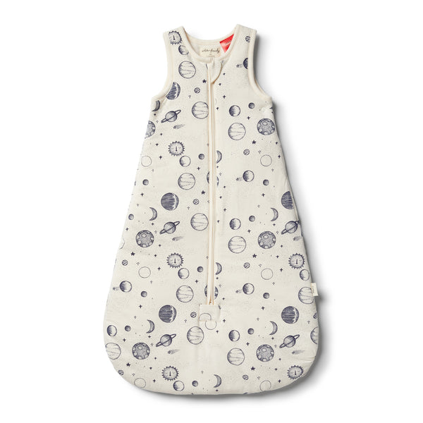 Organic Star Gazing Sleeping Bag - Wilson and Frenchy