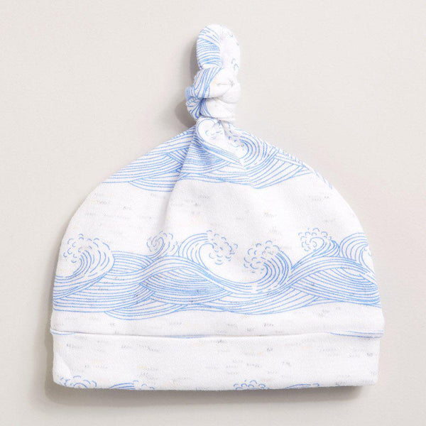 Rolling tides Knot hat