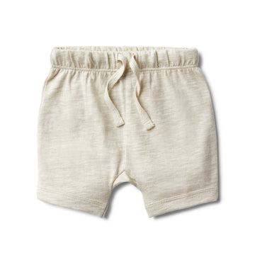 GREY FLECK SHORTS-SHORTS-Wilson and Frenchy