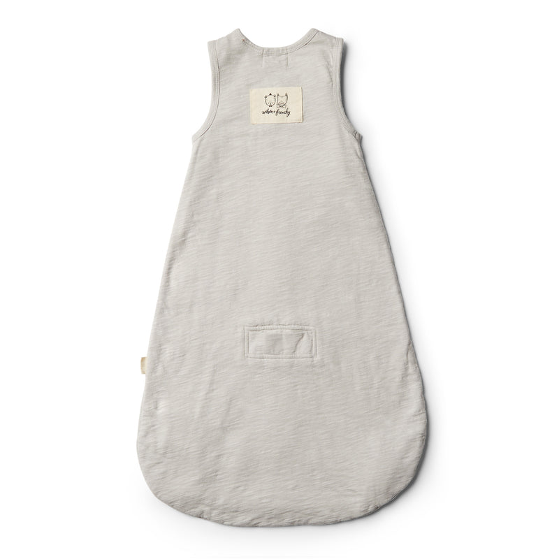 Glacier Grey Sleeping Bag - Wilson and Frenchy