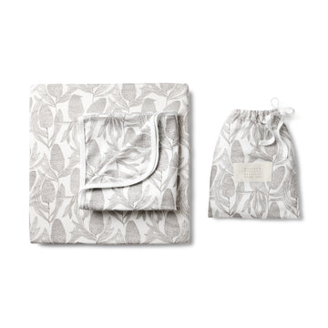 BANKSIA COT SHEET SET - Wilson and Frenchy