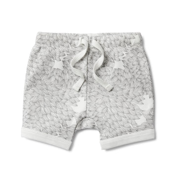 CORAL GARDEN SHORTS-SHORTS-Wilson and Frenchy