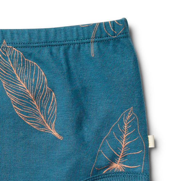Organic Jungle Fever Nappy Pant