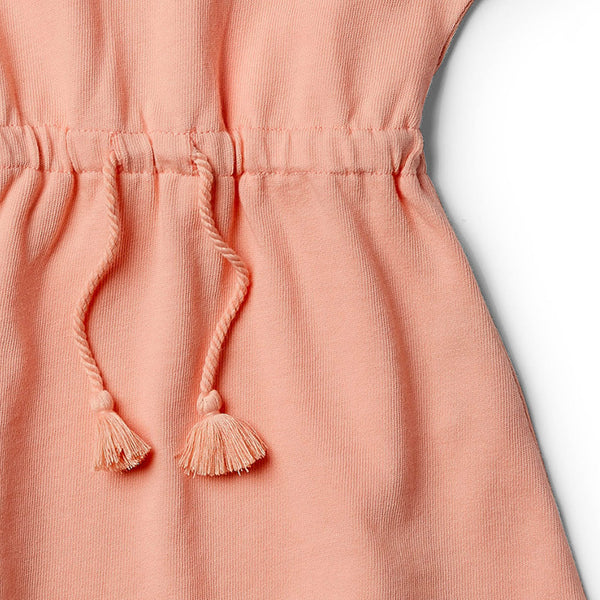 Peach Pearl Dress