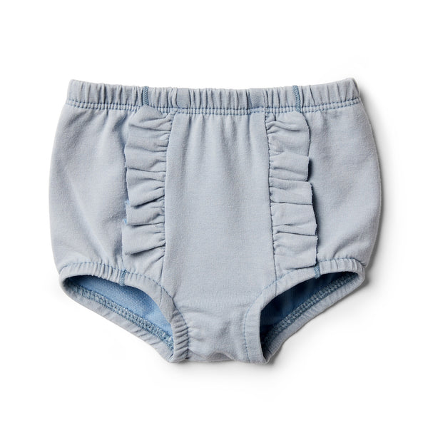 Knit Denim Nappy Pant - Wilson and Frenchy