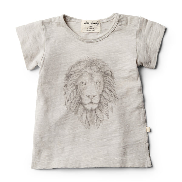 Little Lion Tee - Wilson and Frenchy