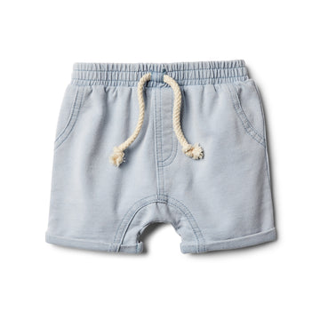 Knit Denim Short - Wilson and Frenchy