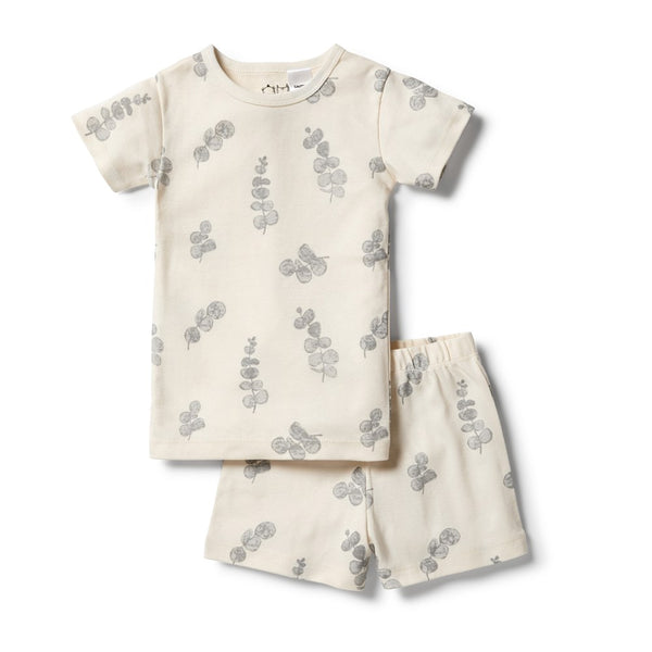Organic Short Sleeve Pyjamas