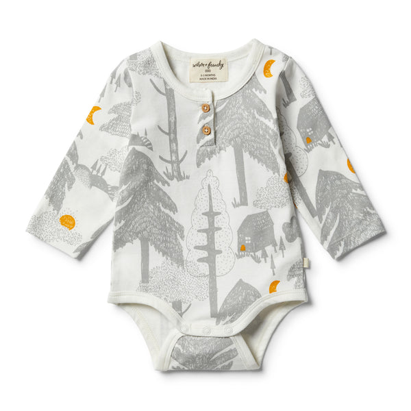 Organic Little Wander Bodysuit